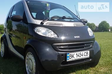 Smart Fortwo 2000 в Ровно