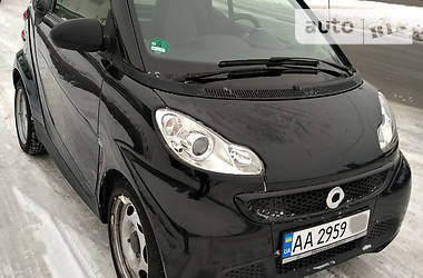 Smart Fortwo 4 AIRBAG
