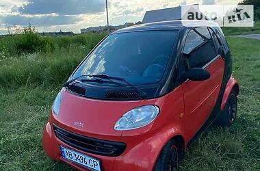 Smart Fortwo 2000 в Виннице