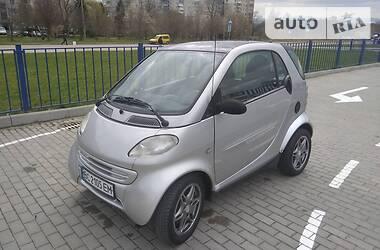 Smart MCC 2001 в Дрогобыче