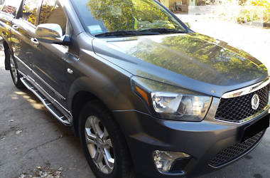 SsangYong Actyon Sports 2012 в Краматорске