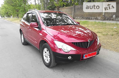 SsangYong Actyon 2008 в Херсоне