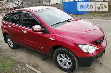 SsangYong Actyon 2008 в Кропивницком