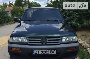 SsangYong Musso 1997 в Херсоне