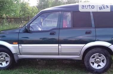 SsangYong Musso 1997 в Стрые