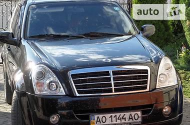 SsangYong Rexton 2008 в Мукачево