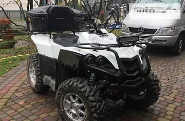 Stels ATV 2011 в Тячеве