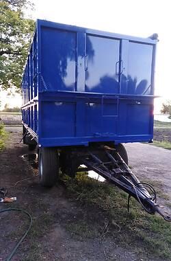 Зерновоз - причіп Stern SA334 2004 в Дніпрі