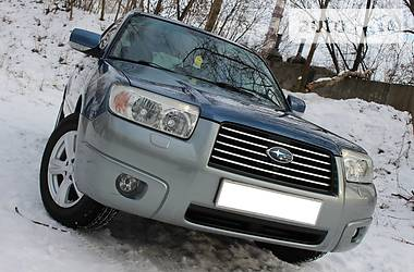 Subaru Forester 2.0_ideal    2006