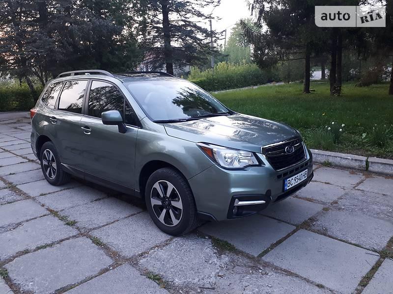 Subaru Forester 2017 в Трускавце