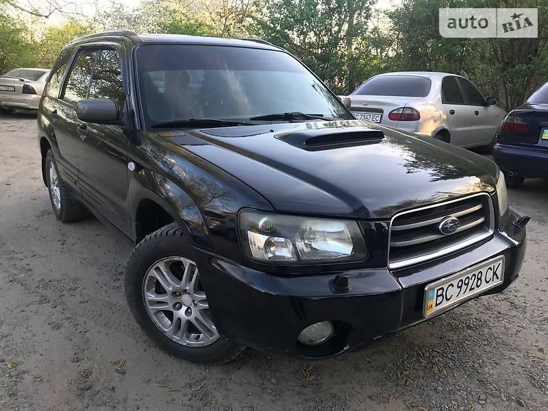 Subaru Forester 2004 в Львові