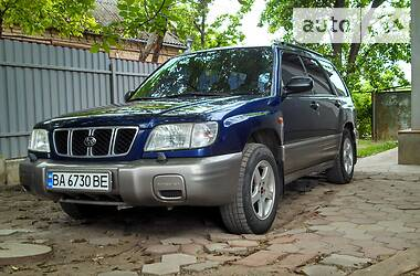 Subaru Forester 2002 в Кропивницком