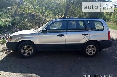 Subaru Forester 2004 в Одессе