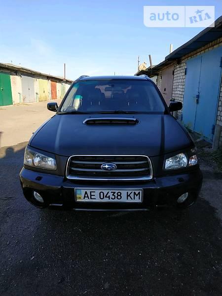 Subaru Forester 2004 года в Днепре (Днепропетровске)
