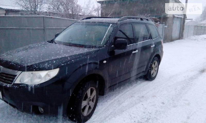 Subaru Forester 2009 года в Киеве