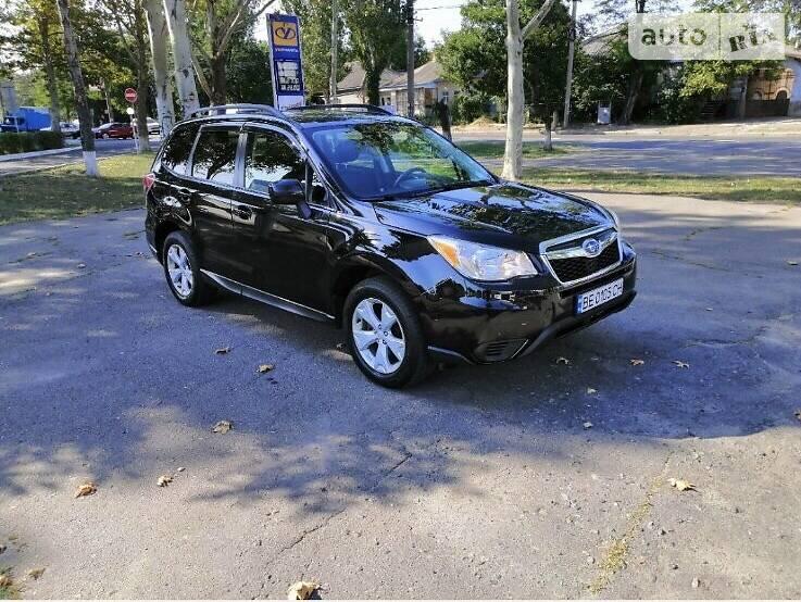 Subaru Forester 2014 в Николаеве