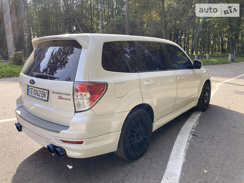Subaru Forester 2011 в Черновцах