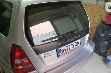 Позашляховик / Кросовер Subaru Forester 2002 в Овідіополі