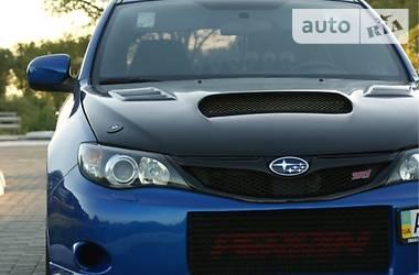 Subaru Impreza Hatchback 2008