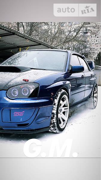Subaru Impreza  WRX STI 2005 года в Одессе