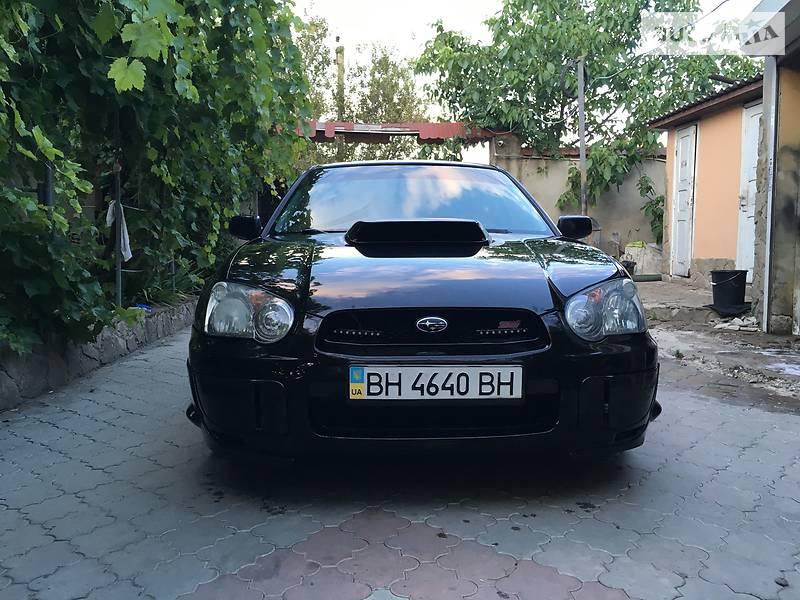 Subaru Impreza  WRX STI 2003 года в Одессе