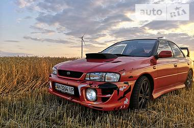 Subaru Impreza  WRX STI 1998 в Краматорську