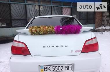 Subaru Impreza 2001 в Ровно