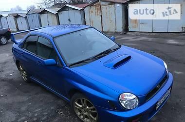 Subaru Impreza WRX Turbo 2002