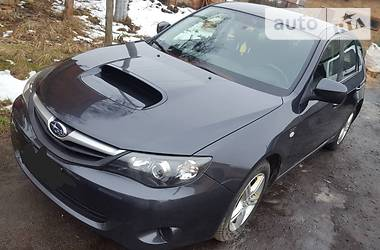 Subaru Impreza 4x4 Diesel 2011