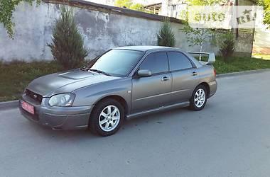 Subaru Impreza 2003 в Львове