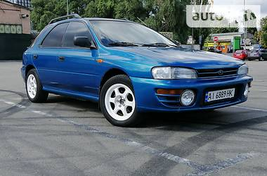 Унiверсал Subaru Impreza 1994 в Києві