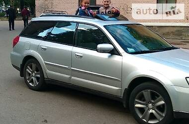 Универсал Subaru Legacy Outback 2006 в Конотопе