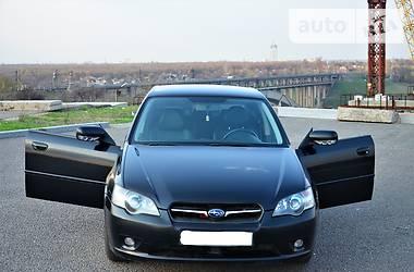 Subaru Legacy 2005 в Запоріжжі