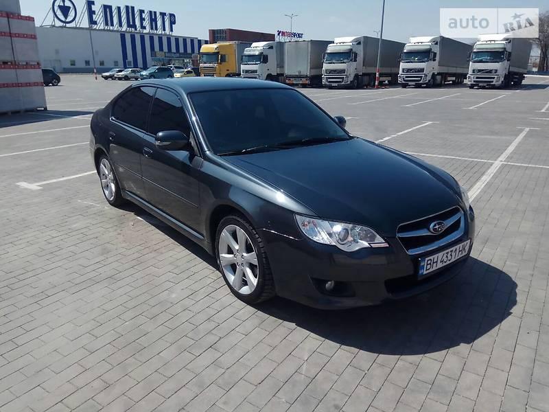 Subaru Legacy 2008 в Одессе