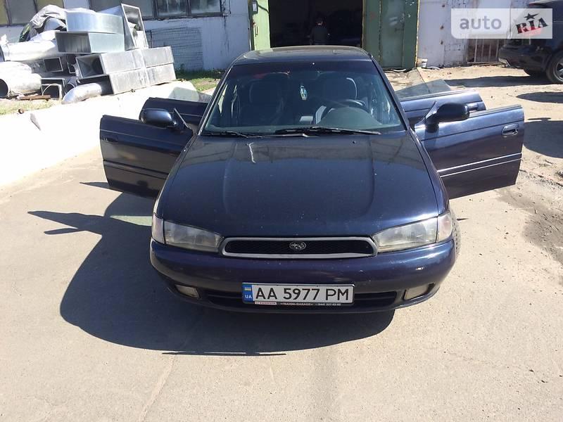 Subaru Legacy 1996 в Киеве