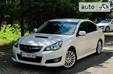 Subaru Legacy 2010 в Ужгороде