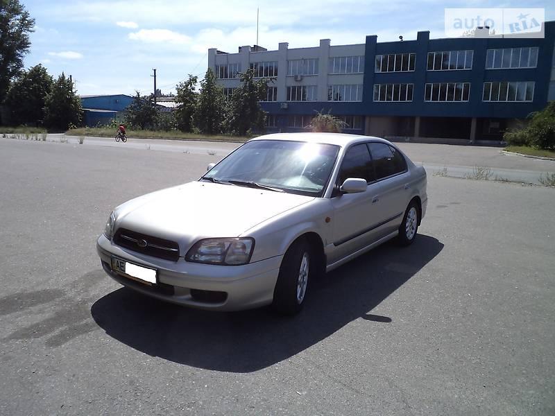 Subaru Legacy 2000 року в Дніпрі (Дніпропетровську)