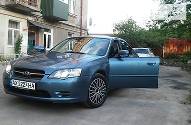 Subaru Legacy 2003 в Харкові