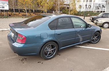 Subaru Legacy 2006 в Раздельной