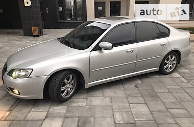 Subaru Legacy 2003 в Киеве
