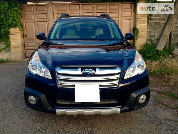 Subaru Outback 3,6 R