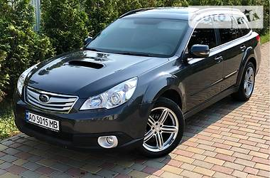 Subaru Outback 2010 в Ужгороде