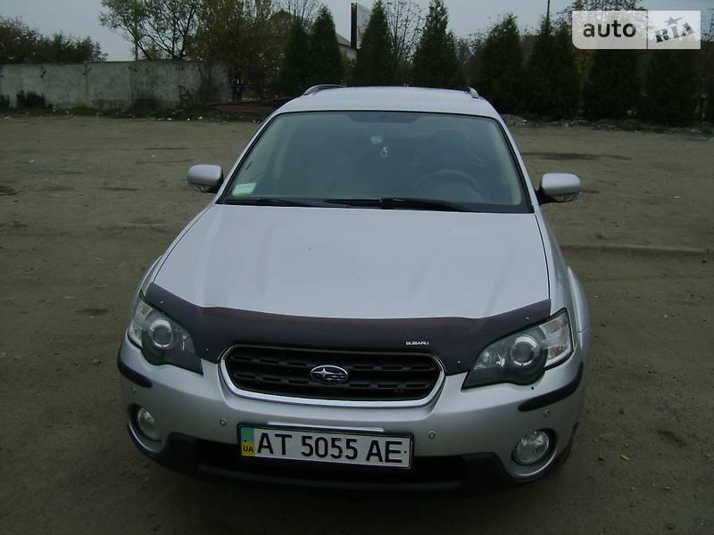 Subaru Outback 2006 в Ивано-Франковске
