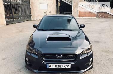Subaru WRX 2015 в Івано-Франківську