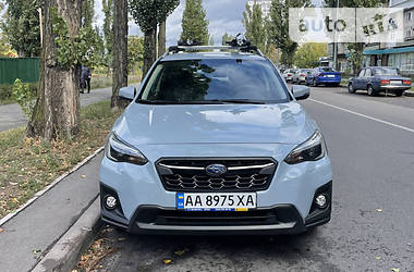 Хэтчбек Subaru XV 2019 в Киеве