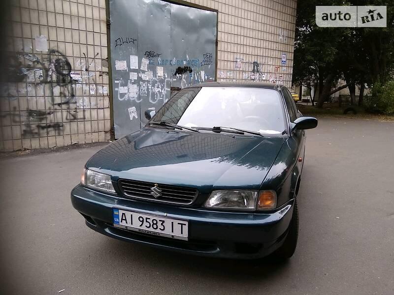 Suzuki Baleno 1996 в Борисполе