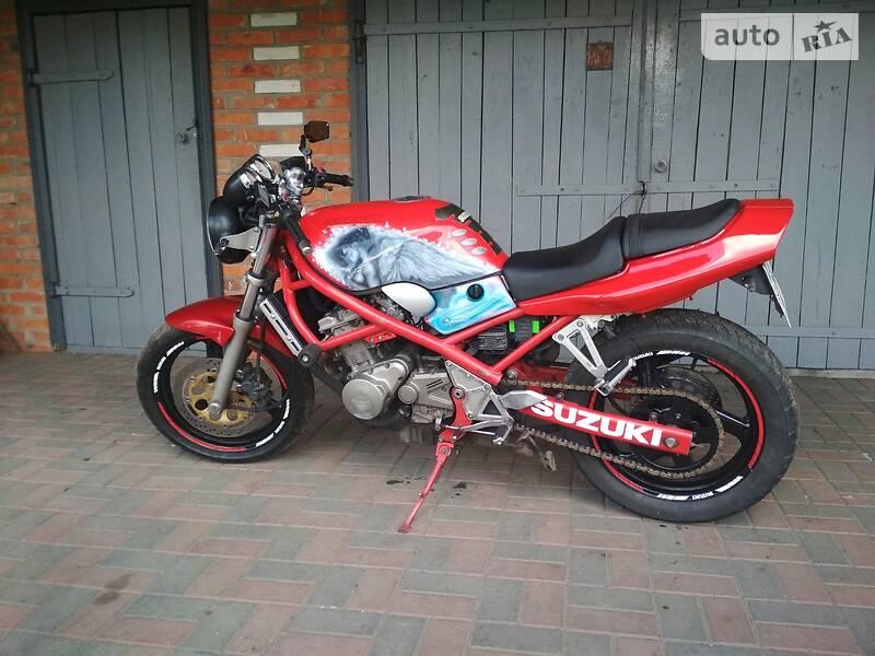 Suzuki Bandit 2001 в Зенькове