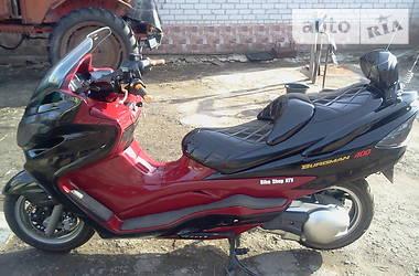Suzuki Burgman 2008 в Днепре