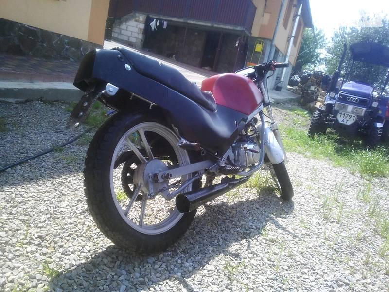 Suzuki GR 1991