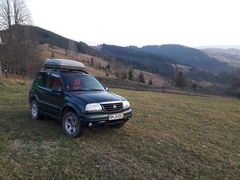 Suzuki Grand Vitara 2003 в Черновцах